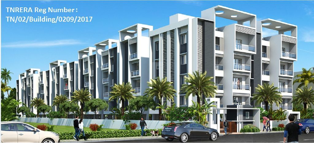 Sb Apsara Greens - Project Images