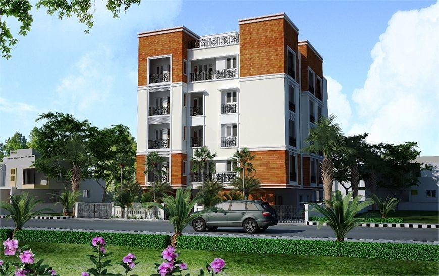 Ramaniyam Gautham Colony - Elevation Photo