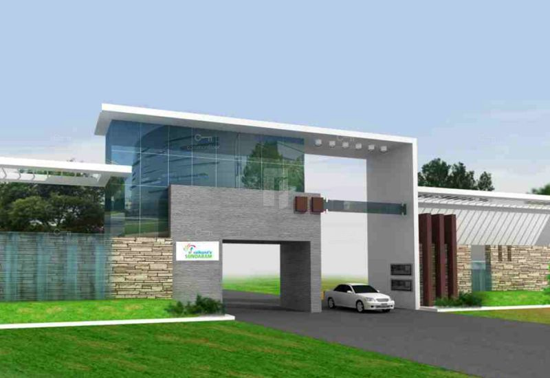Vaikunds Sundaram Phase I - Elevation Photo