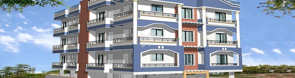 Ashish Residency - Elevation Photo