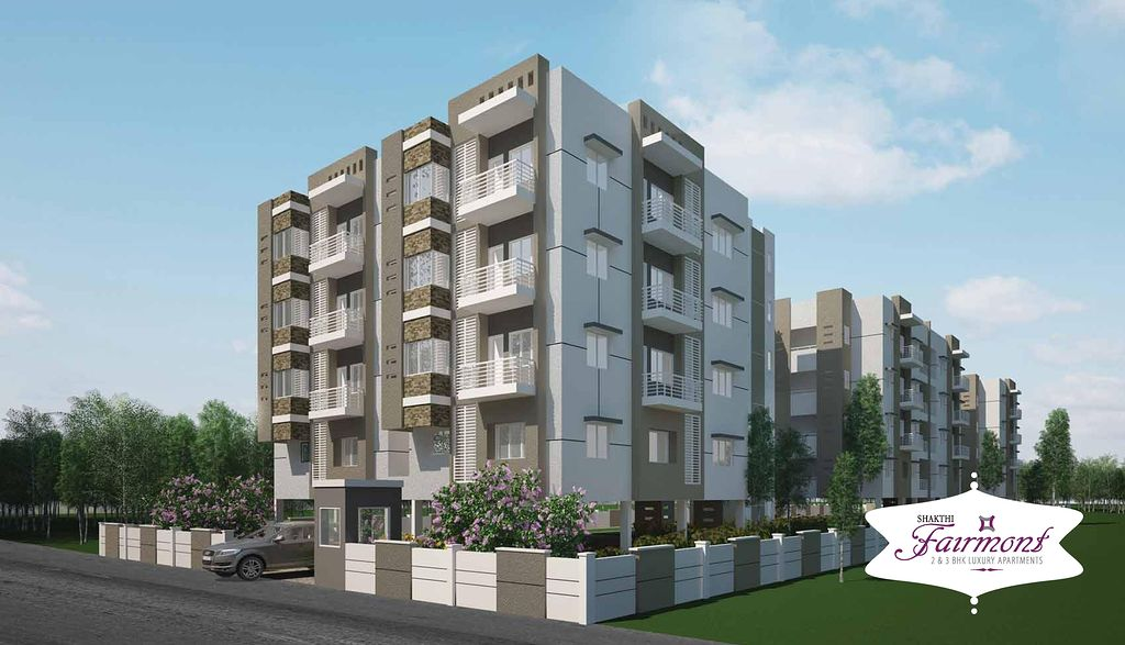 Archstone Shakthi Fairmont - Project Images