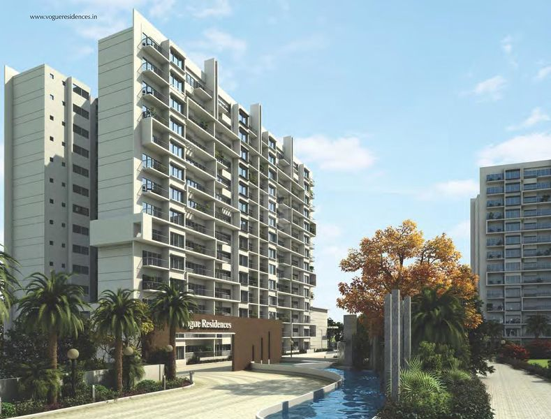 SJR Vogue Residences - Project Images
