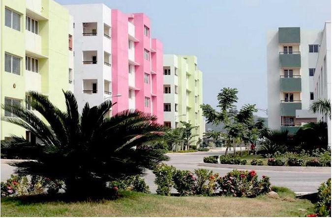 Chennaipattinam - Elevation Photo