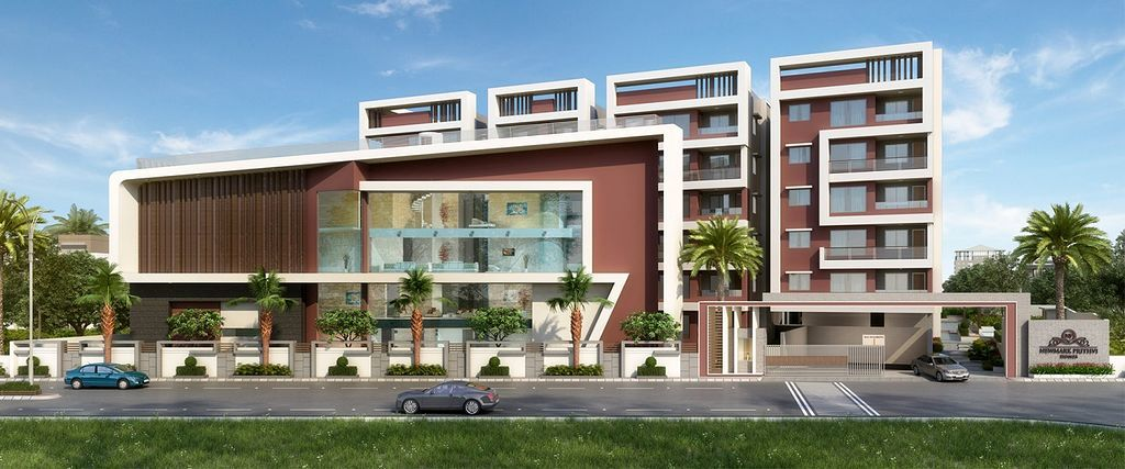 Newmark Prithvi Homes - Project Images