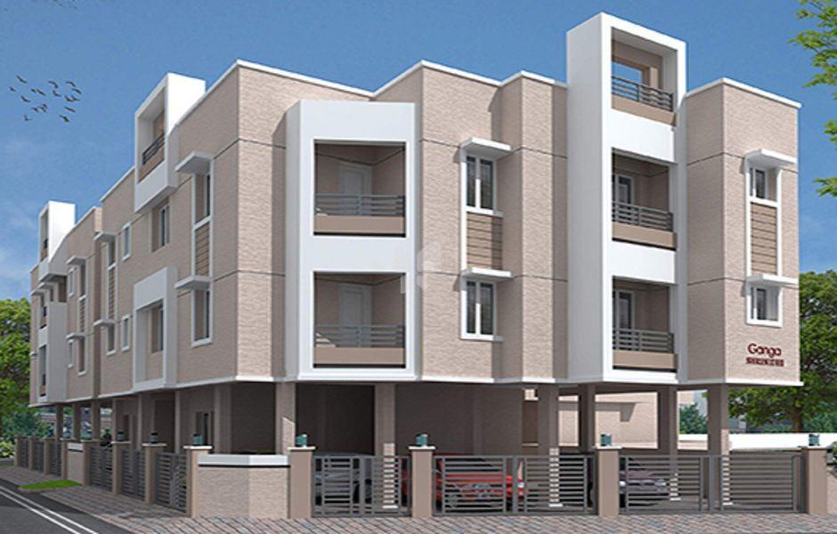 Shrinidhi Apartments - Elevation Photo