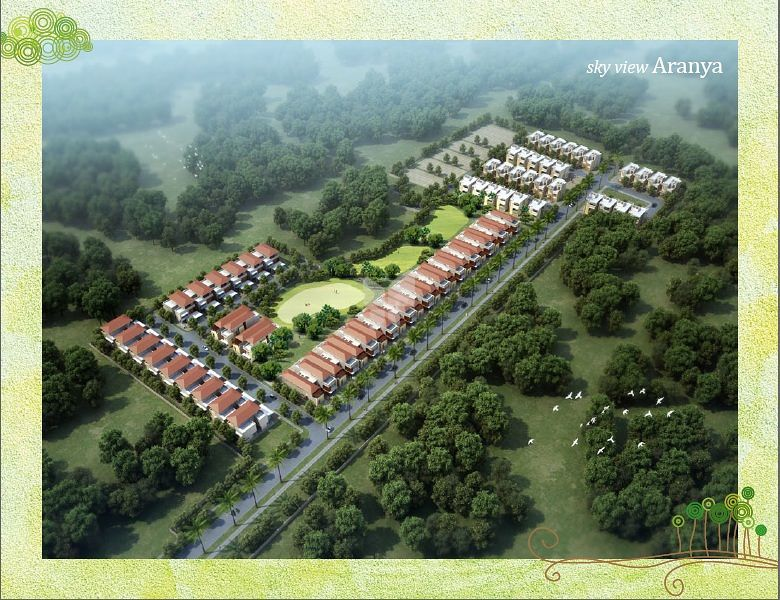 Unitech Aranya - Elevation Photo