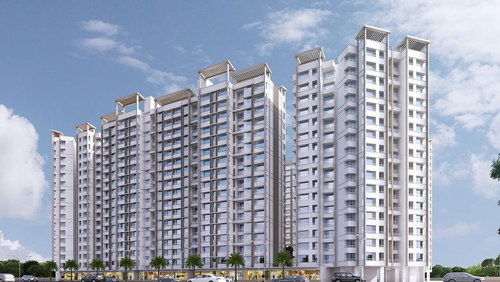Raunak City Sector 4 - Project Images