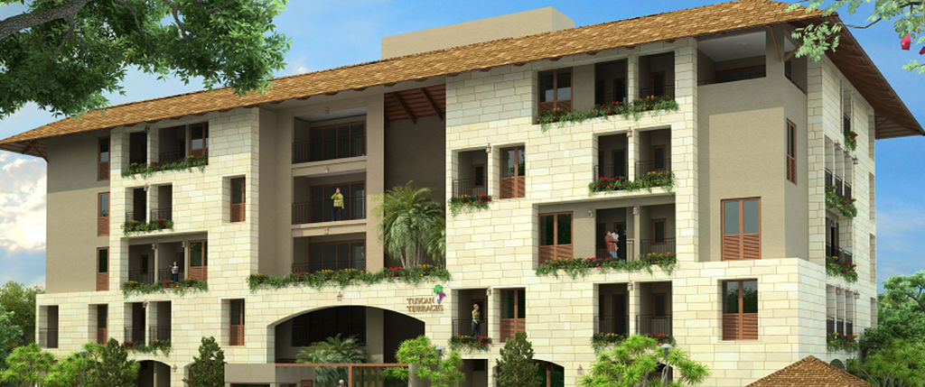 Axis Tuscan Terraces - Elevation Photo