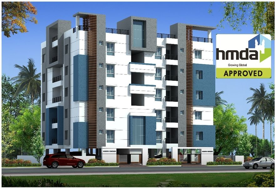 Akruthi Bliss - Project Images