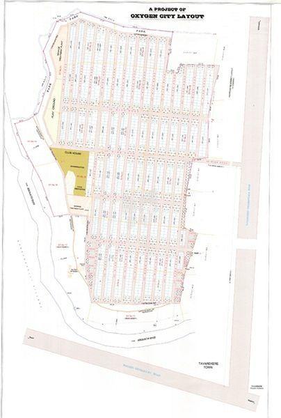 Shirdi Sai Oxygen City - Master Plan