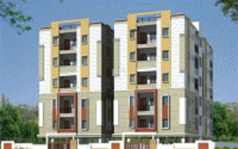 Amrutha Laxmi Residency - Project Images