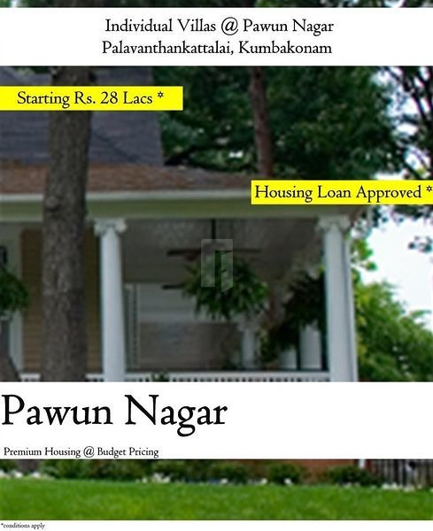 SG Pawun Nagar - Elevation Photo