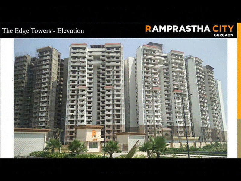 Ramprastha City - Project Images