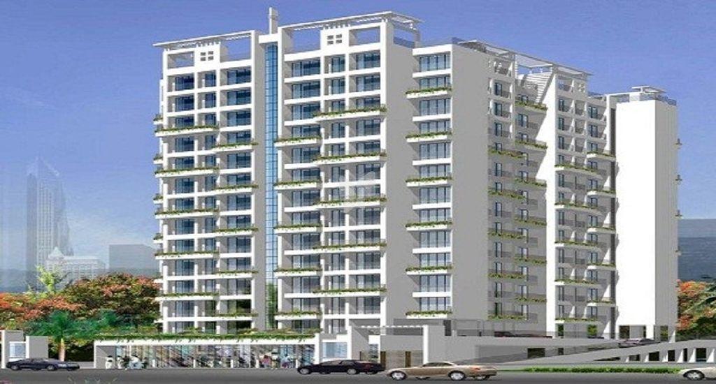 Shailesh Riddhi Siddhi Residency - Elevation Photo