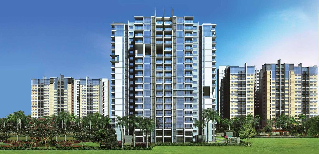 Shapoorji Pallonji ParkWest Phase 2 - Elevation Photo