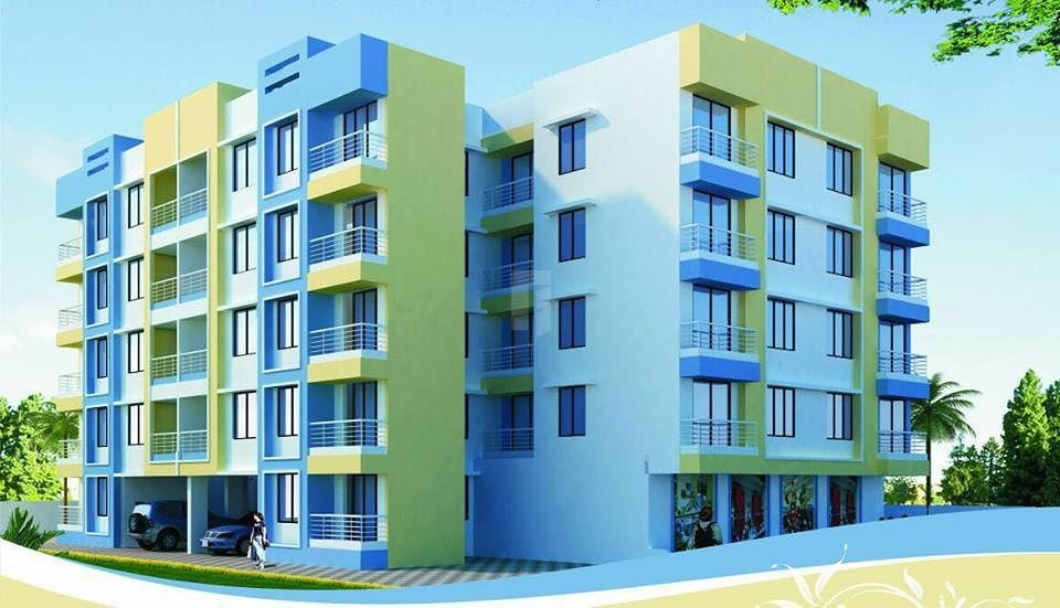Aniruddha Kamal Residency - Project Images