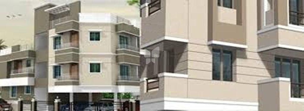 Ragamalika Apartments - Elevation Photo