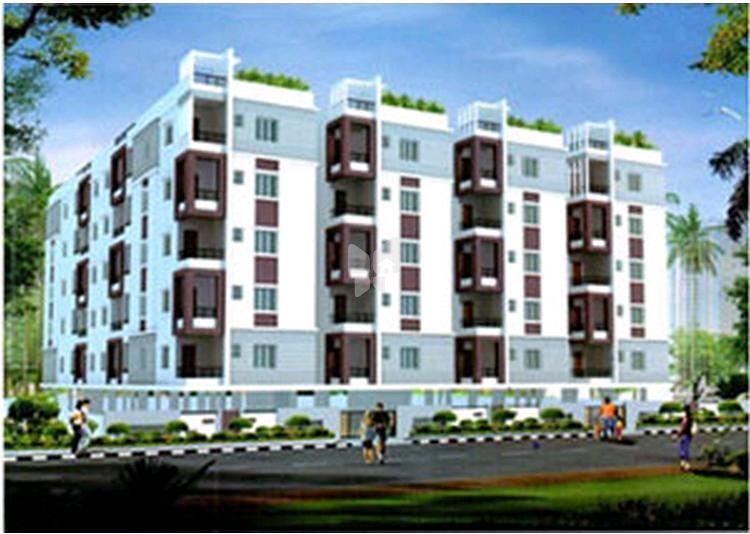 Sri Gajanana Residency - Project Images