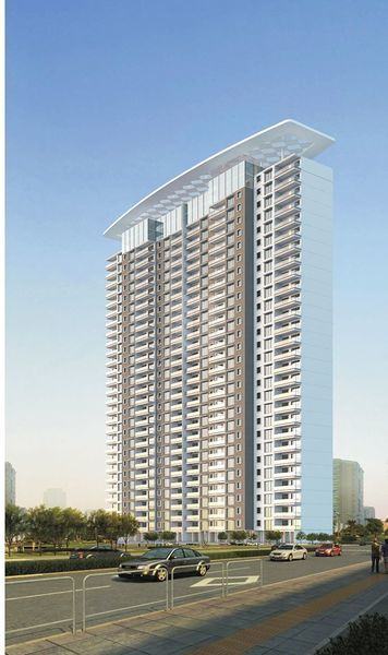 Hebbal One - Elevation Photo