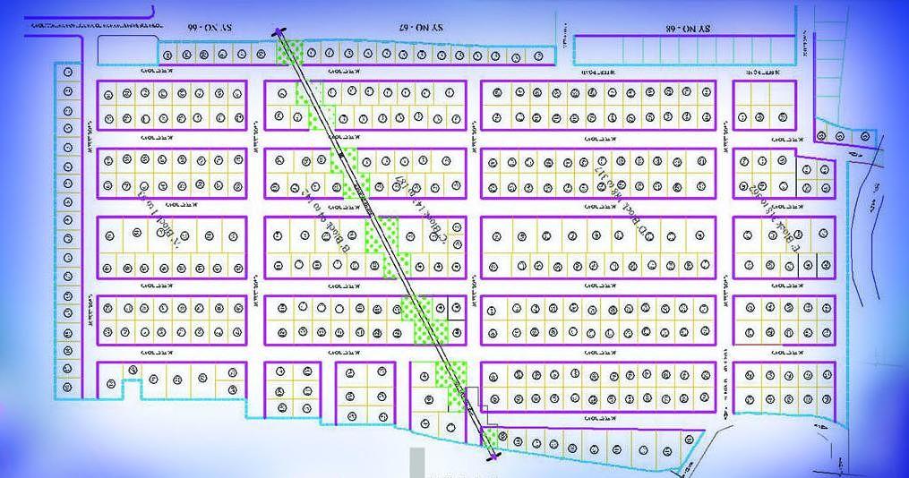 Max Balaji Residency - Master Plan
