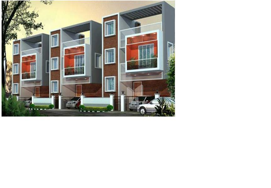 Vasavi Housing Majestica Phase II - Elevation Photo