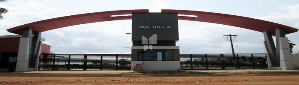 AC Jak Villa Plots - Elevation Photo