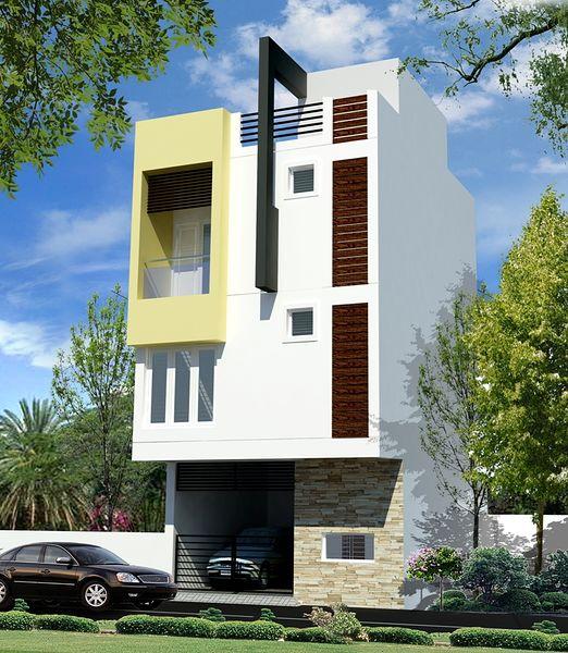 MGP Blooom villa - Elevation Photo