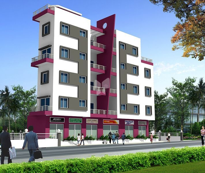 JP Varad Vinayak Landmark - Project Images