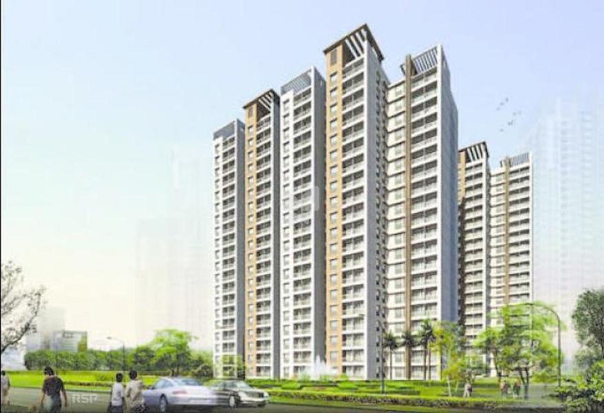 Lanco Domina Condominiums - Elevation Photo