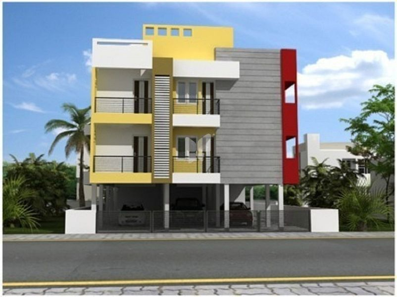 CC Sri Krishna Apartments - Elevation Photo