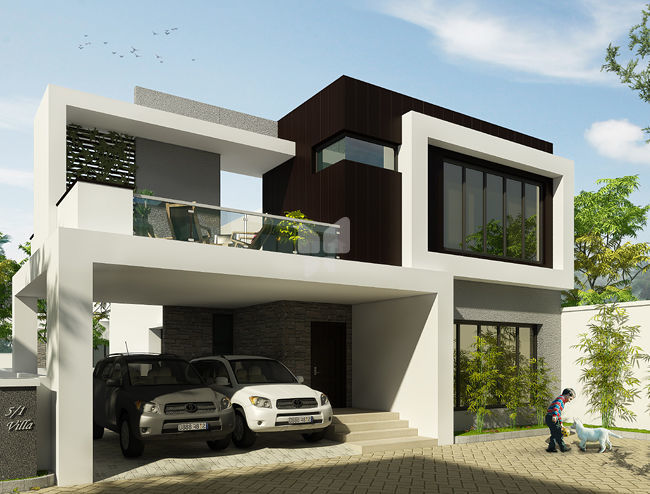 Thamara Bhuvana - Elevation Photo