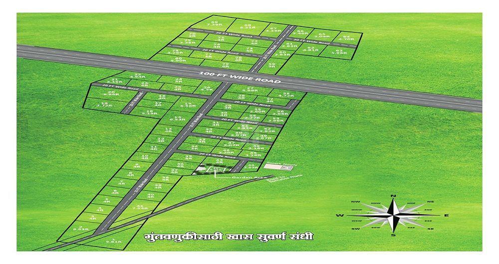 Maheshwari Ganraj Park - Master Plans