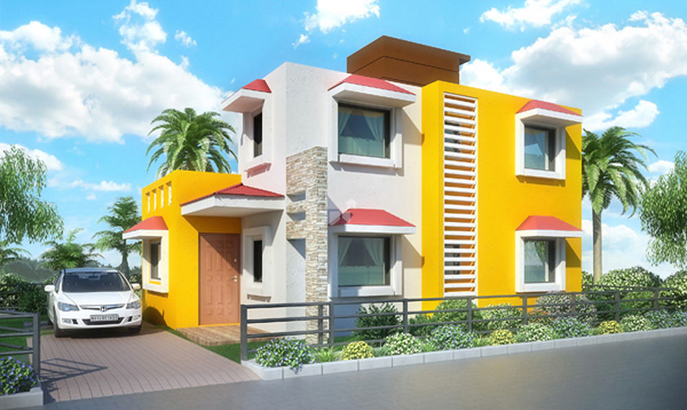 Seema Banjara Hills - Elevation Photo