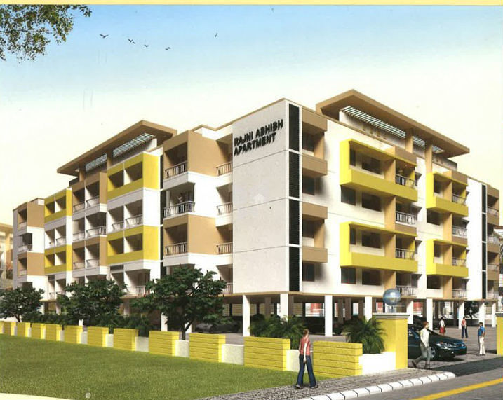 Rajni Ashish Apartment - Elevation Photo