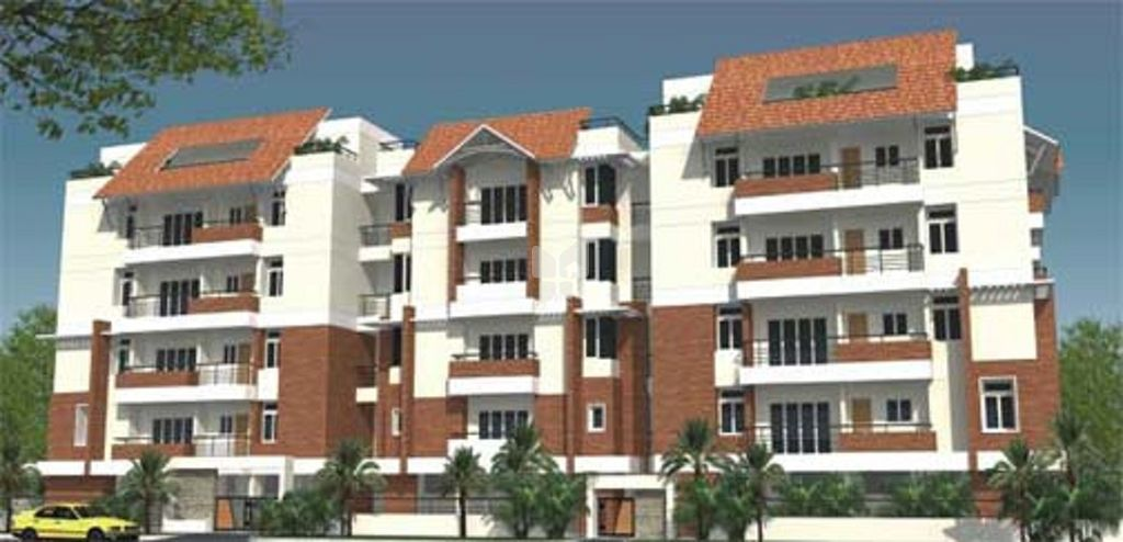 Aadhi Apartments - Project Images