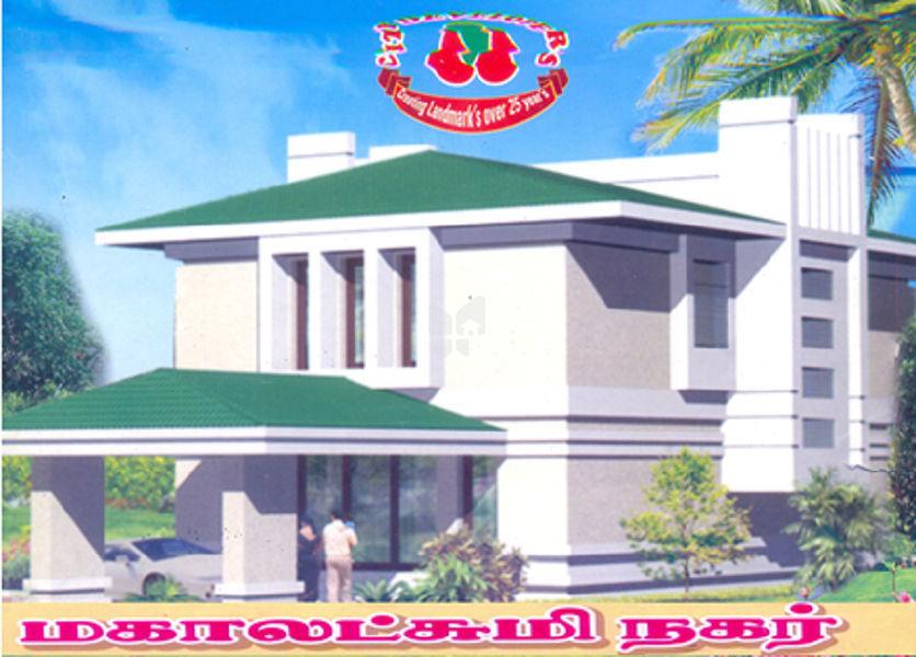 Vanavila Mahalakshmi Nagar House - Project Images