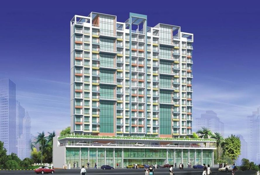 Shree Siddhivinayak Tower - Elevation Photo