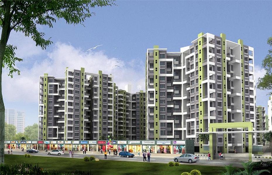 Yogesh Gandharva Excellence Phase I - Project Images