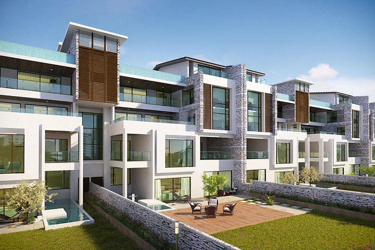 Embassy Grove - Project Images