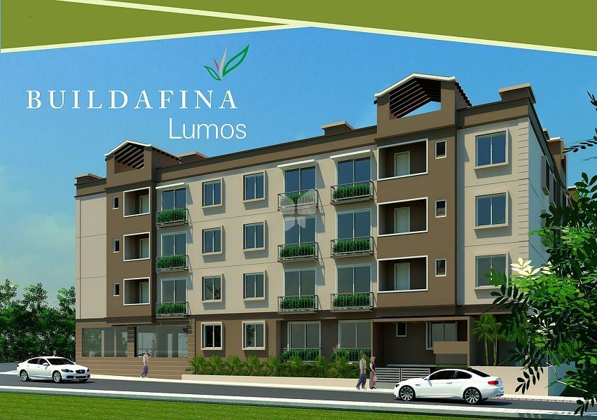 Buildafina Lumos - Project Images