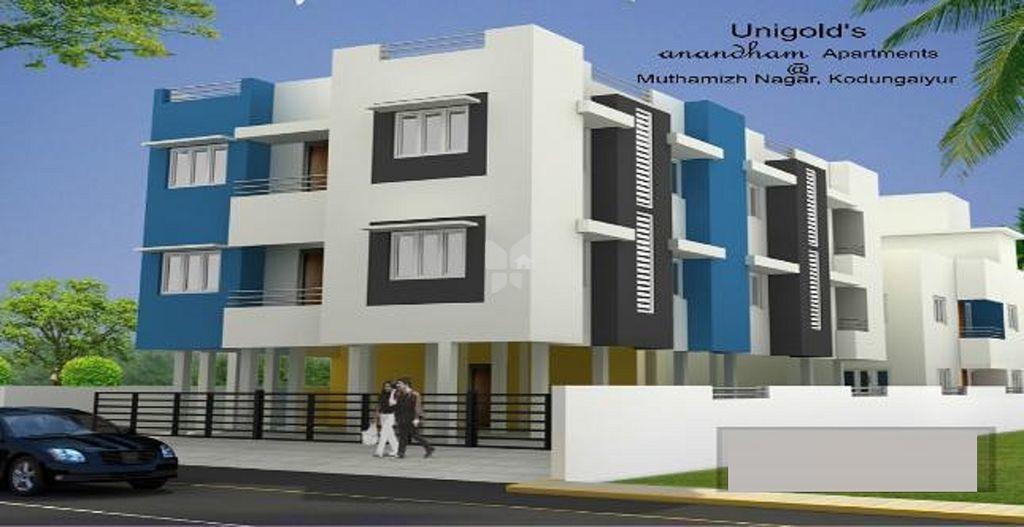 Unigold Anandham - Elevation Photo