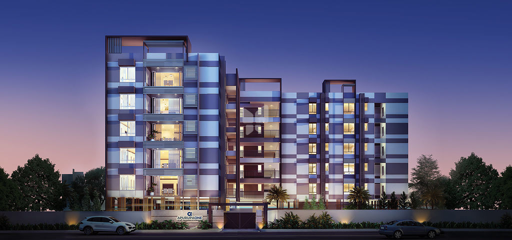 Apurupa One - Project Images