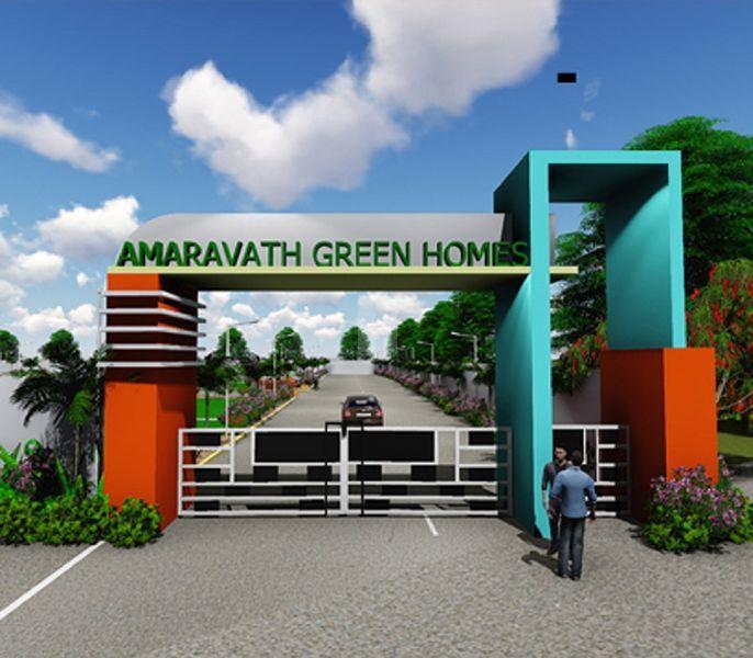 Sri Sai Amaravathi Green Homes - Project Images