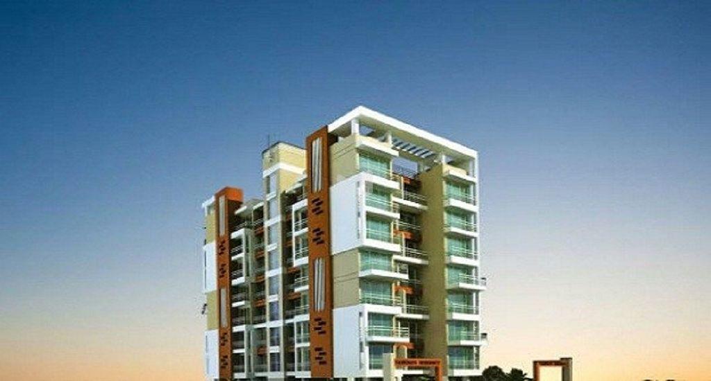 Vaishnavi Residency - Elevation Photo