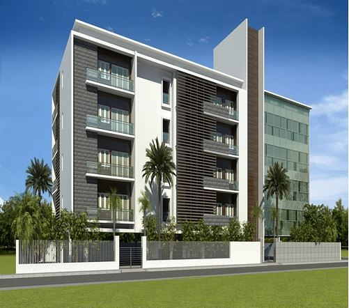 Arihant Jashn - Elevation Photo