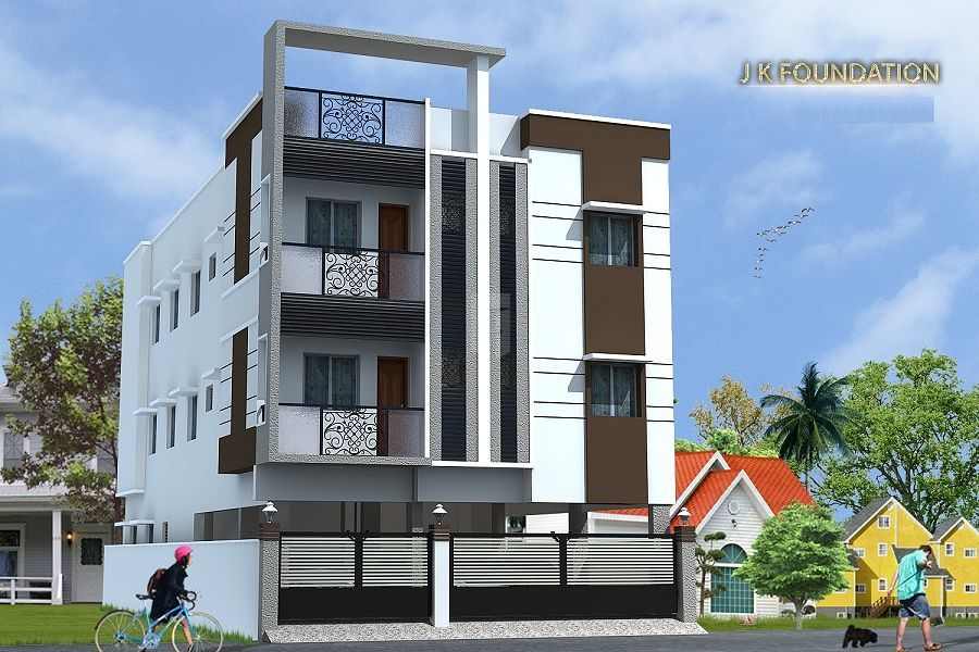 Elegance Apartments - Project Images
