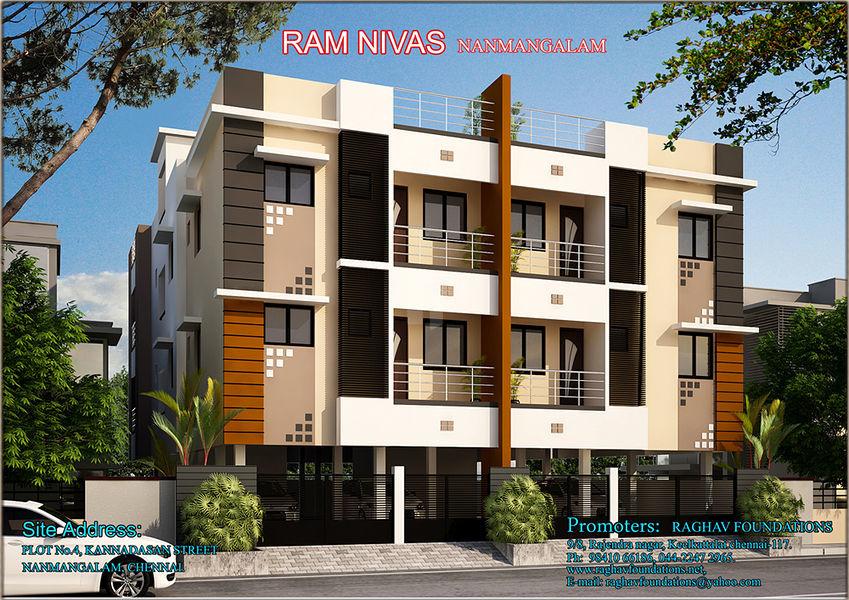 Raghav Ram Nivas - Project Images