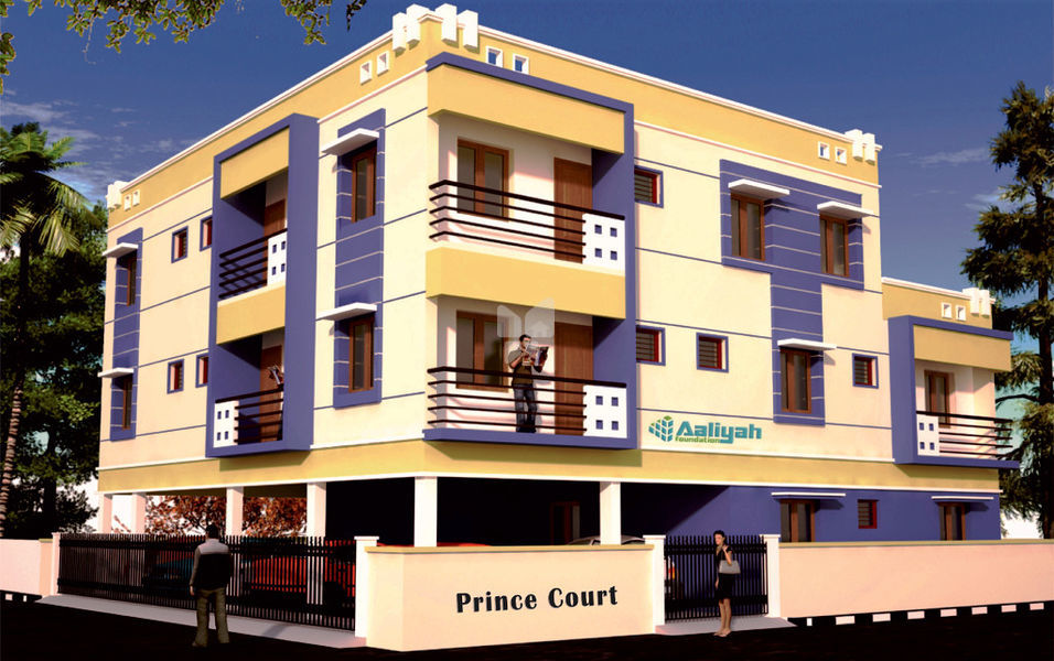 Aliyah Prince Court - Project Images