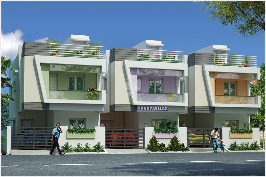 MS Sunny Villas - Project Images