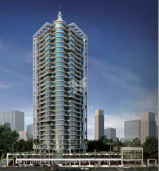 The Address infinity Tower - Elevation Photo